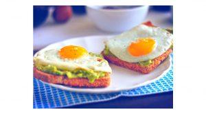 Yoga of Los Altos - Healthy quick breakfast